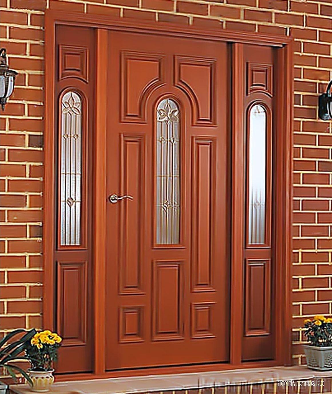 Ремонт старых дверей своими руками